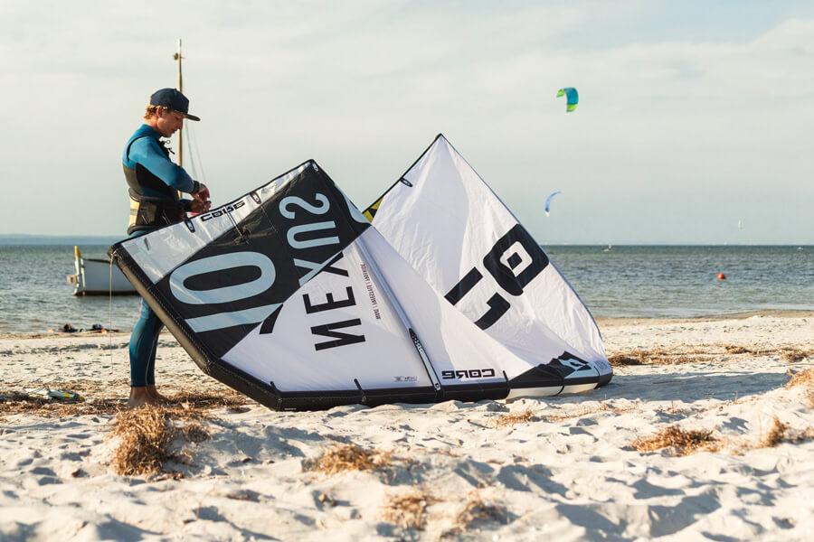 kite kurs 1 surfcenter